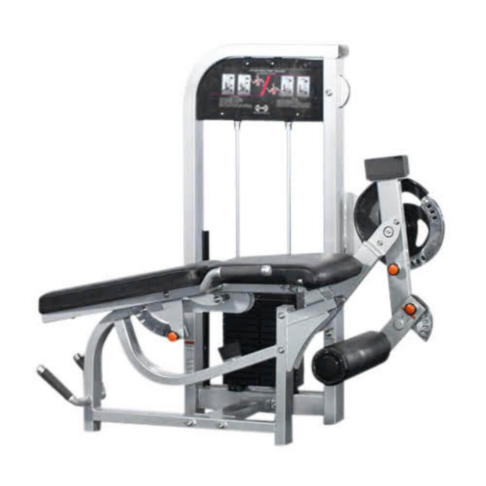 Muscle D Fitness MDD-1007 Dual Function Line Leg Extension_Prone Leg Curl Combo 3D View