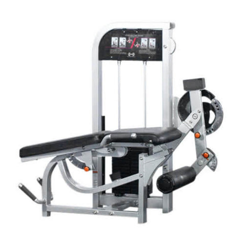 Image of Muscle D Fitness MDD-1007 Dual Function Line Leg Extension_Prone Leg Curl Combo 3D View