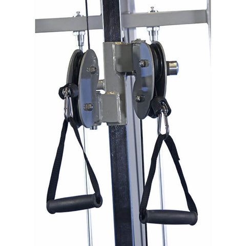 Muscle D Fitness MDD-1010 Dual Function Line Hi_Low Pulley Combo Close Up View