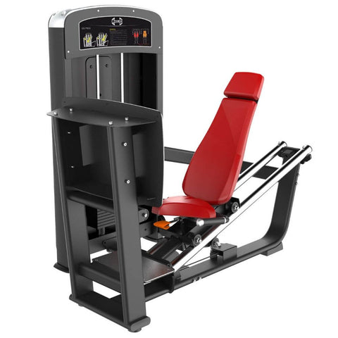 Muscle D Fitness MDE-09A Elite Line Leg Press 3D View