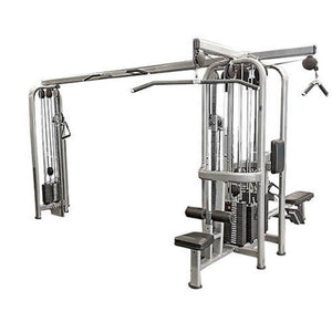 Muscle D Fitness MDM-5R Multi Stations Standard 5-Stack Jungle Gym 3D View