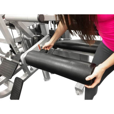 Muscle D Fitness MDM-8SC Multi Stations Compact 8-Stack Multi Gym Pads