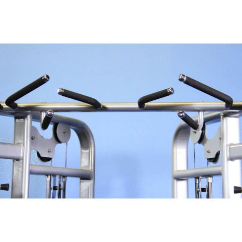 Muscle D Fitness MDM-D88 Multi Stations 95_ Dual Adjustable Pulley Functional Trainer Chin Up