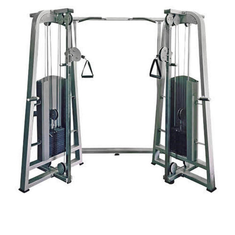 Muscle D Fitness MDM-QFT Multi Stations Quad Functional Trainer Front View
