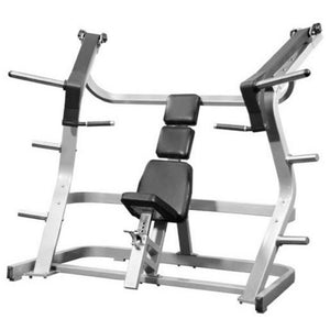 Muscle D Fitness MDP-1002 Power Leverage Iso Lateral Incline Chest Press 3D View