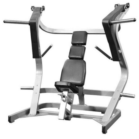 Muscle D Fitness MDP-1003 Power Leverage Iso Lateral Wide Chest Press 3D View