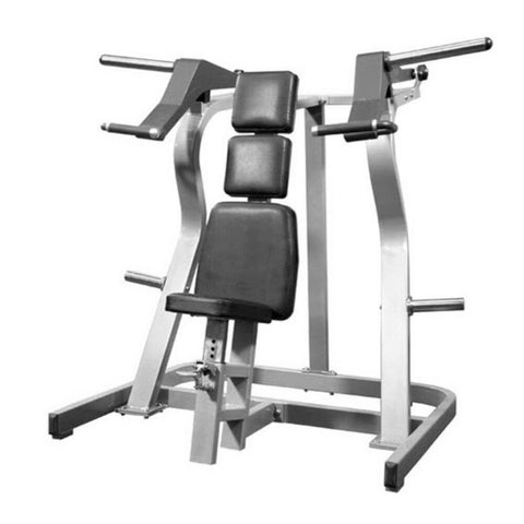 Image of Muscle D Fitness MDP-1007 Power Leverage Iso Lateral Shoulder Press 3D View