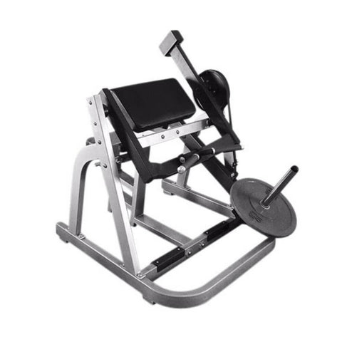 Muscle D Fitness MDP-1018 Power Leverage Seated Arm Curl 3D View