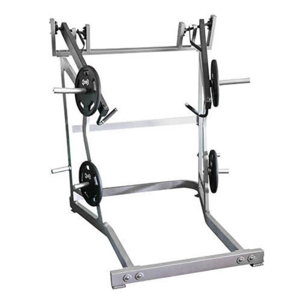 Muscle D Fitness MDP-1027 Power Leverage Jammer 3D View