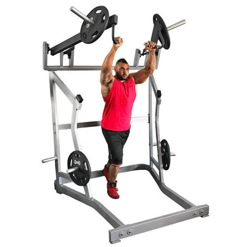 Muscle D Fitness MDP-1027 Power Leverage Jammer 3D View With Model