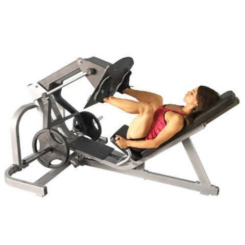 Muscle D Fitness MDP-2001 Power Leverage Leg Press Side View