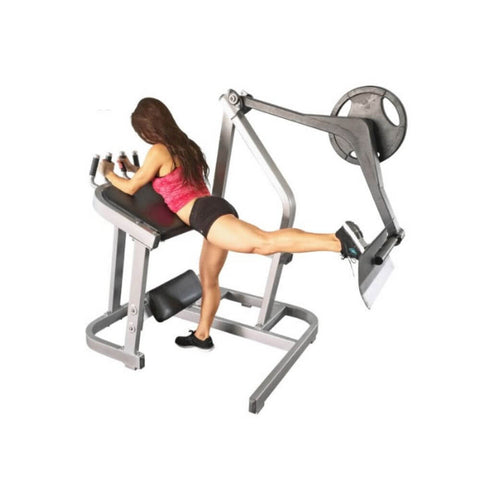 Image of Muscle D Fitness MDP-2002 Power Leverage Booty Shaper Side View