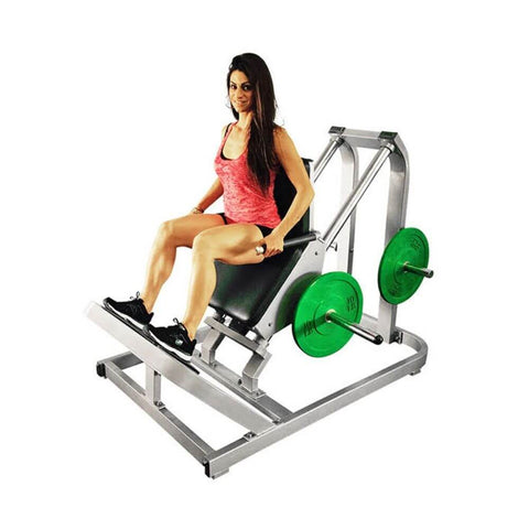 Muscle D Fitness MDP-2003 Power Leverage Incline Calf Raise 3D Bend Knees