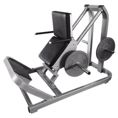 Muscle D Fitness MDP-2003 Power Leverage Incline Calf Raise 3D View
