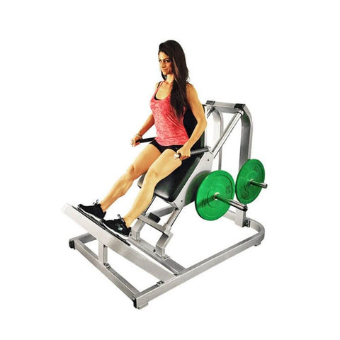 Muscle D Fitness MDP-2003 Power Leverage Incline Calf Raise Legs Extended