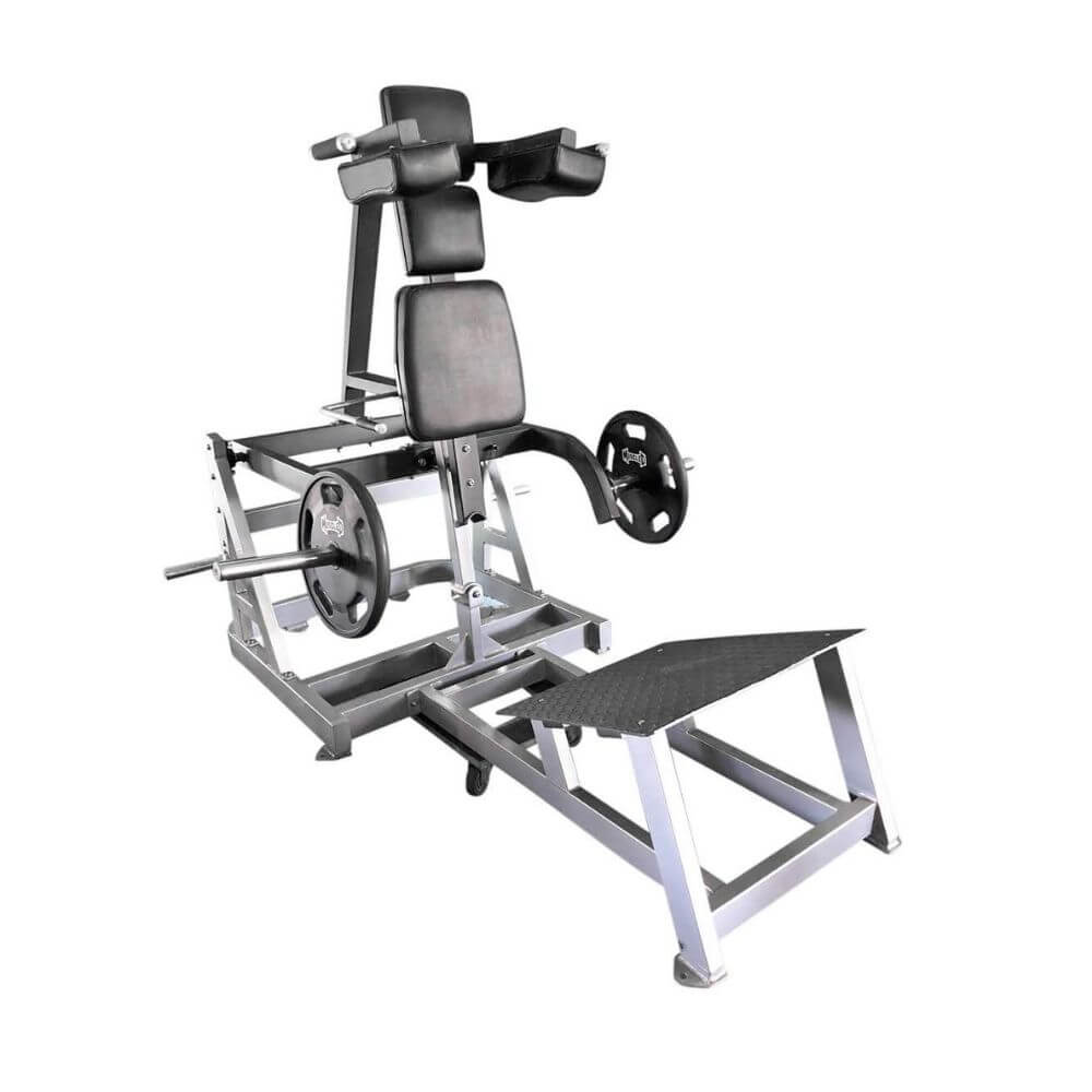 Muscle D Fitness MDP-2007 Power Leverage V Squat 3D View