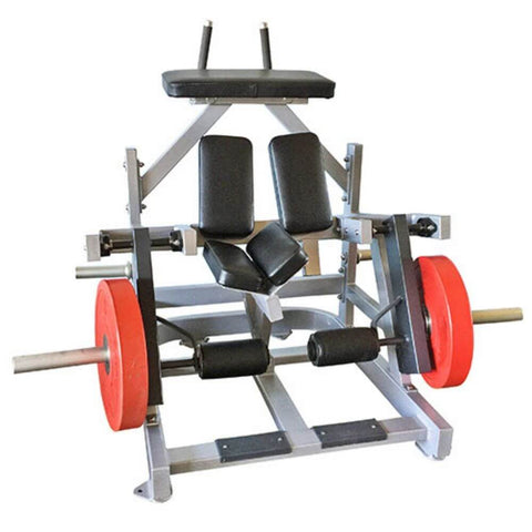 Muscle D Fitness MDP-2008 Power Leverage Kneeling Leg Curl 3D View