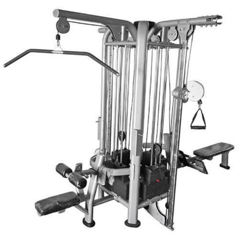 Muscle D Fitness Multi Stations Deluxe 4-Stack Jungle Gym Version A Connector