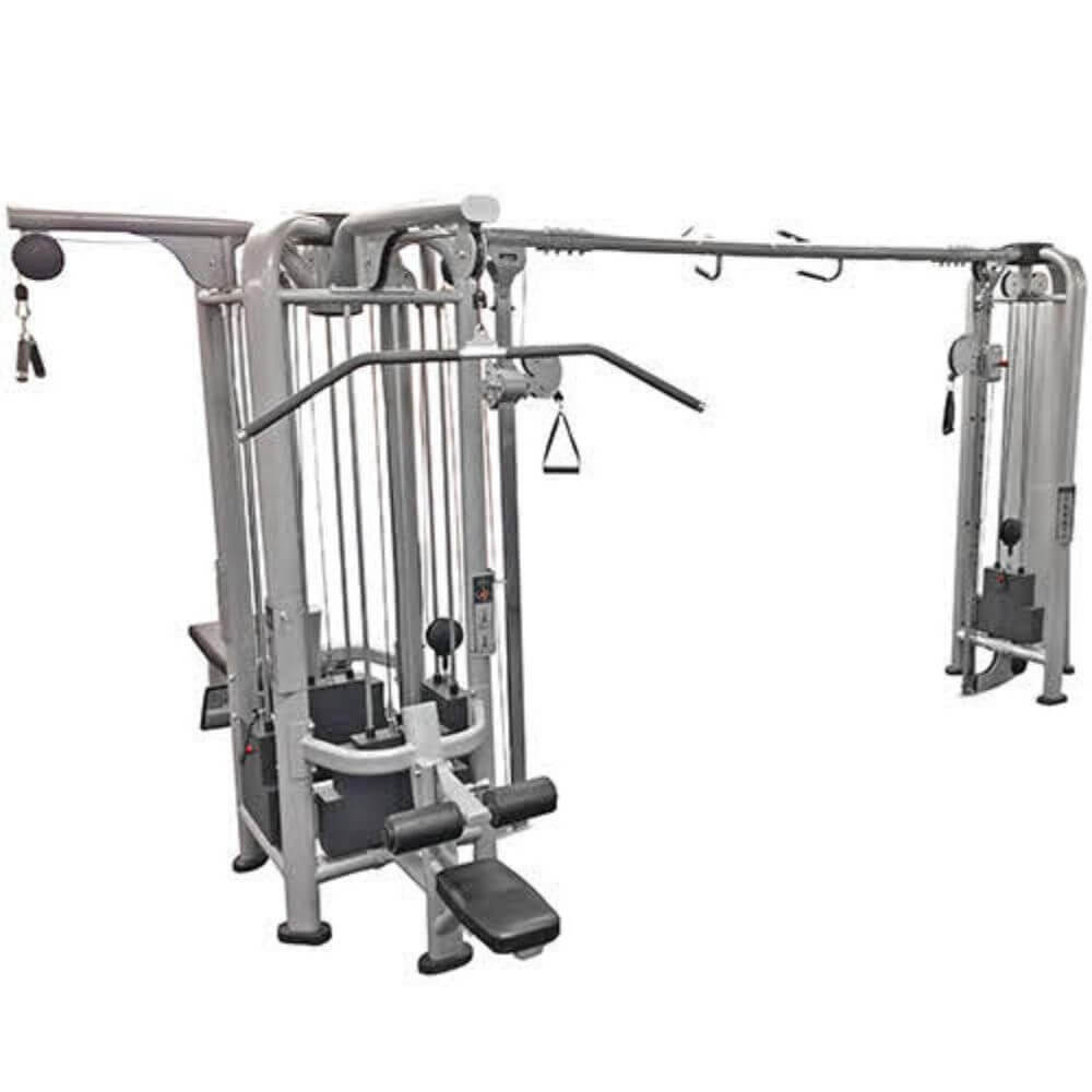 Muscle D Fitness Multi Stations Deluxe 5-Stack Jungle Gym Version A Attachment 3