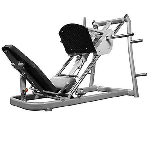 Muscle D Fitness RL-LPM 45 Degree Roller Bearing Leg Press 3D View