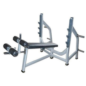 Muscle D Fitness RL-ODB Olympic Decline Bench 3D View