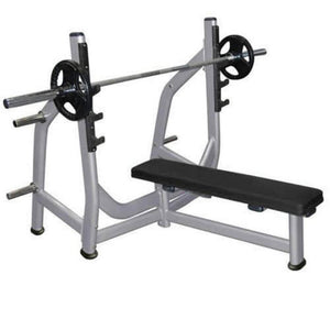 Muscle D Fitness RL-OFB Olympic Flat Bench 3D View