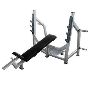Muscle D Fitness RL-OIB Olympic Incline Bench 3D View
