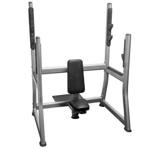 Muscle D Fitness RL-OMB Olympic Military Bench 3D View