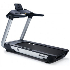 Muscle D Fitness TM-X6 X6 Light Commercial Treadmill 3D View