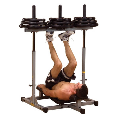 Image of Powerline by Body-Solid Vertical Leg Press PVLP156X