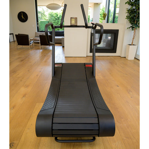 Pro 6 Arcadia Air Runner Treadmill Front View