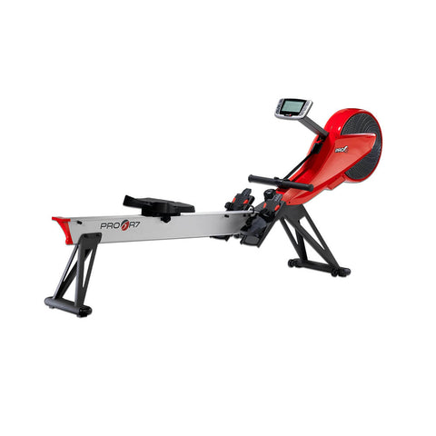 Pro 6 R7 Magnetic Air Rower 3D View