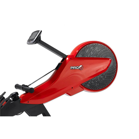 Pro 6 R7 Magnetic Air Rower Side View Close Up