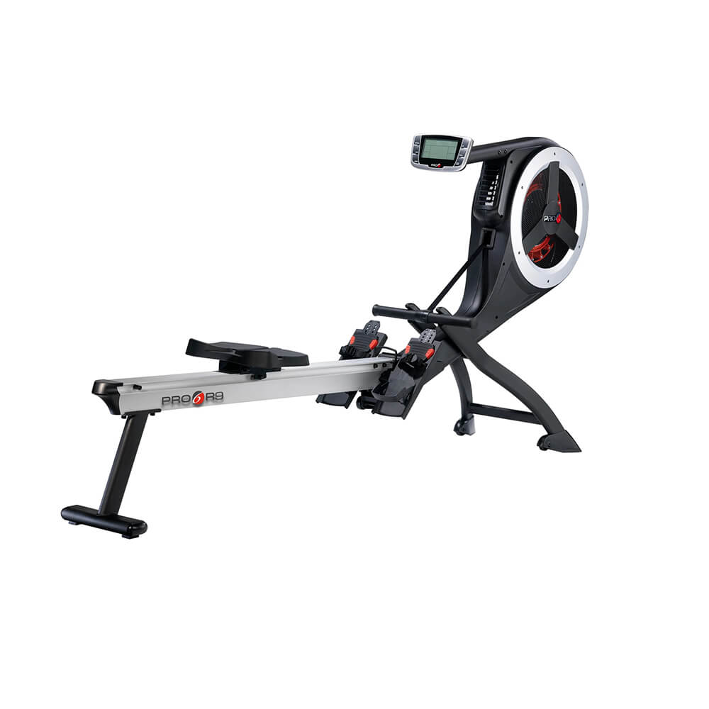 Pro 6 R9 Magnetic Air Rower 3D View