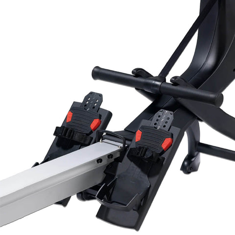 Pro 6 R9 Magnetic Air Rower Seat Close Up