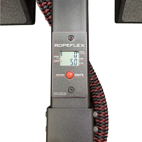 Image of Ropeflex RX2200 WOLF Horizontal Rope Trainer Close Up