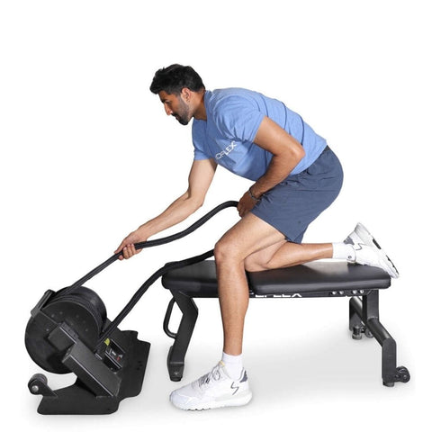 Image of Ropeflex RXB2 Flat Bench Exercise Figure 4