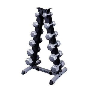 Body-Solid SDX 5-30lb Vertical Dumbbell Package