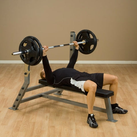 Image of Body-Solid ProClub SFB349G Flat Olympic Bench Press