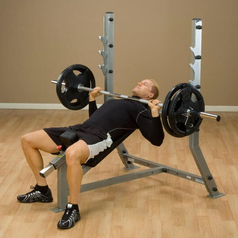 Image of Body-Solid ProClub SIB359 Olympic Incline Bench Press Reps