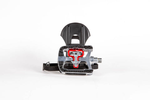 Image of BodyCraft SPD V2 Toe Cage Commercial Clip-In Pedals SPD-Pedal