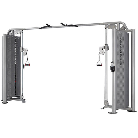 Steelflex Commercial Jungle Gym JG2000 3D View