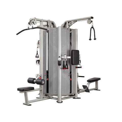 Steelflex Commercial Jungle Gym JG4000S 3D View