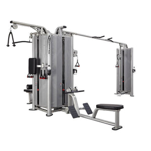 Steelflex Commercial Jungle Gym JG5000S 3D View
