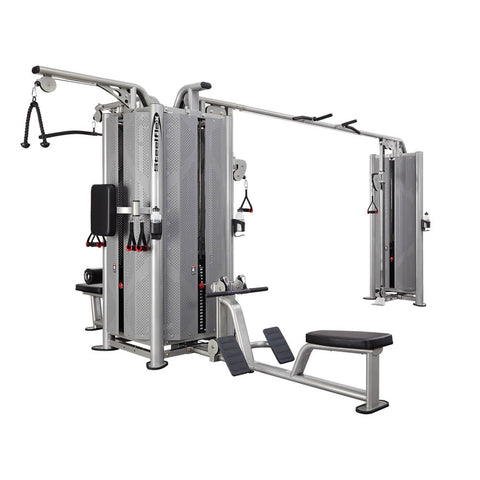 Image of Steelflex Commercial Jungle Gym JG5000S 3D View