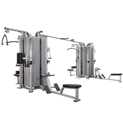 Image of Steelflex Commercial Jungle Gym JG8000S 3D View