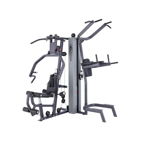 Steelflex Multi Gym MG100B 3D View