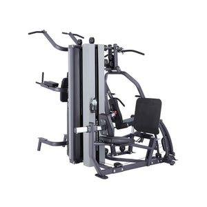 Steelflex Multi Gym MG200B 3D View