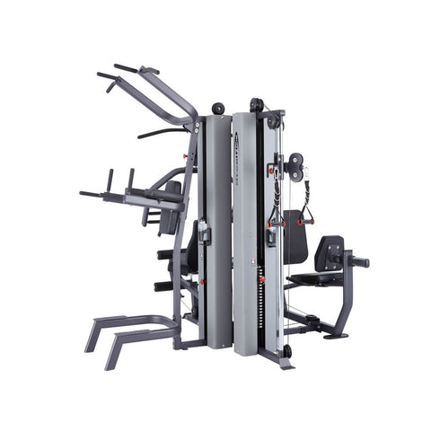 Steelflex Multi Gym MG300B 3D View