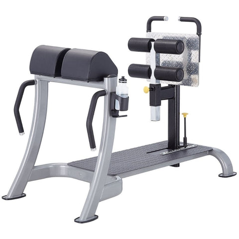 Steelflex NGHB Commercial Glute Ham Bench 3D View
